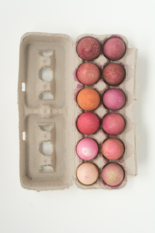 Easy Natural Dye Easter Eggs: Use Beets for Red