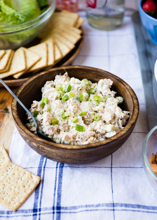 Chicken Salad with Blue Diamond Almonds-17