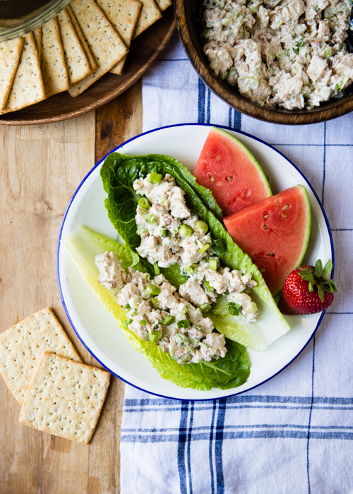 Chicken Salad with Blue Diamond Almonds-21