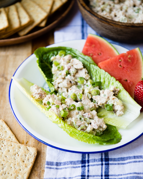 Chicken Salad with Blue Diamond Almonds-23