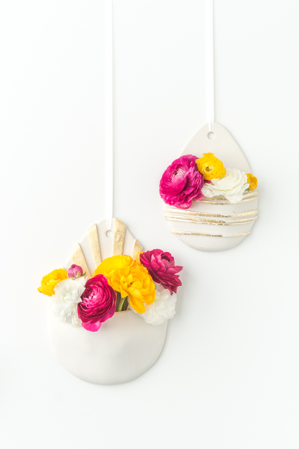 Handmade Hanging Wall Vases Check Out This Easy Diy