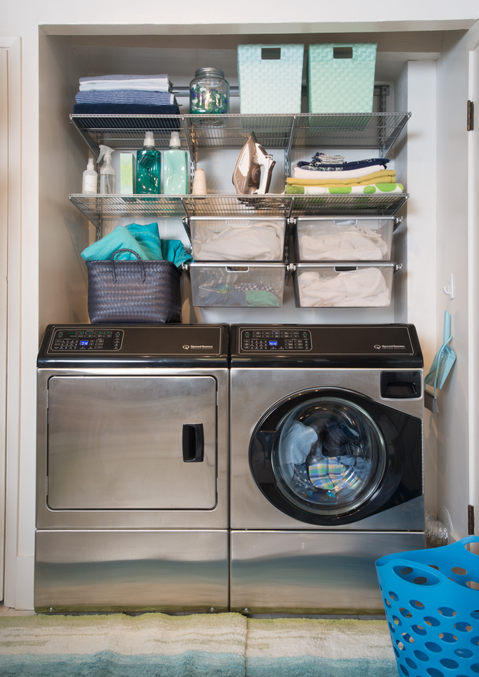 Speed Queen Giveaway - Win a High-End Speed Queen Washer and Dryer Set!