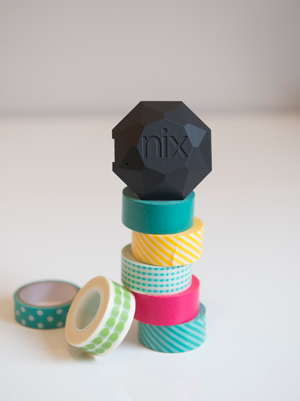 Nix color tool - scan any surface to learn the digital color (cmyk, rgb, etc) instantly