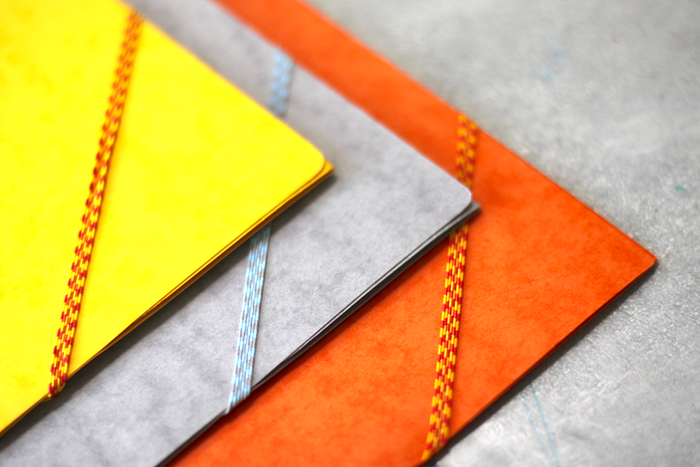 Favorite French School Supplies - pocket folders with elastic