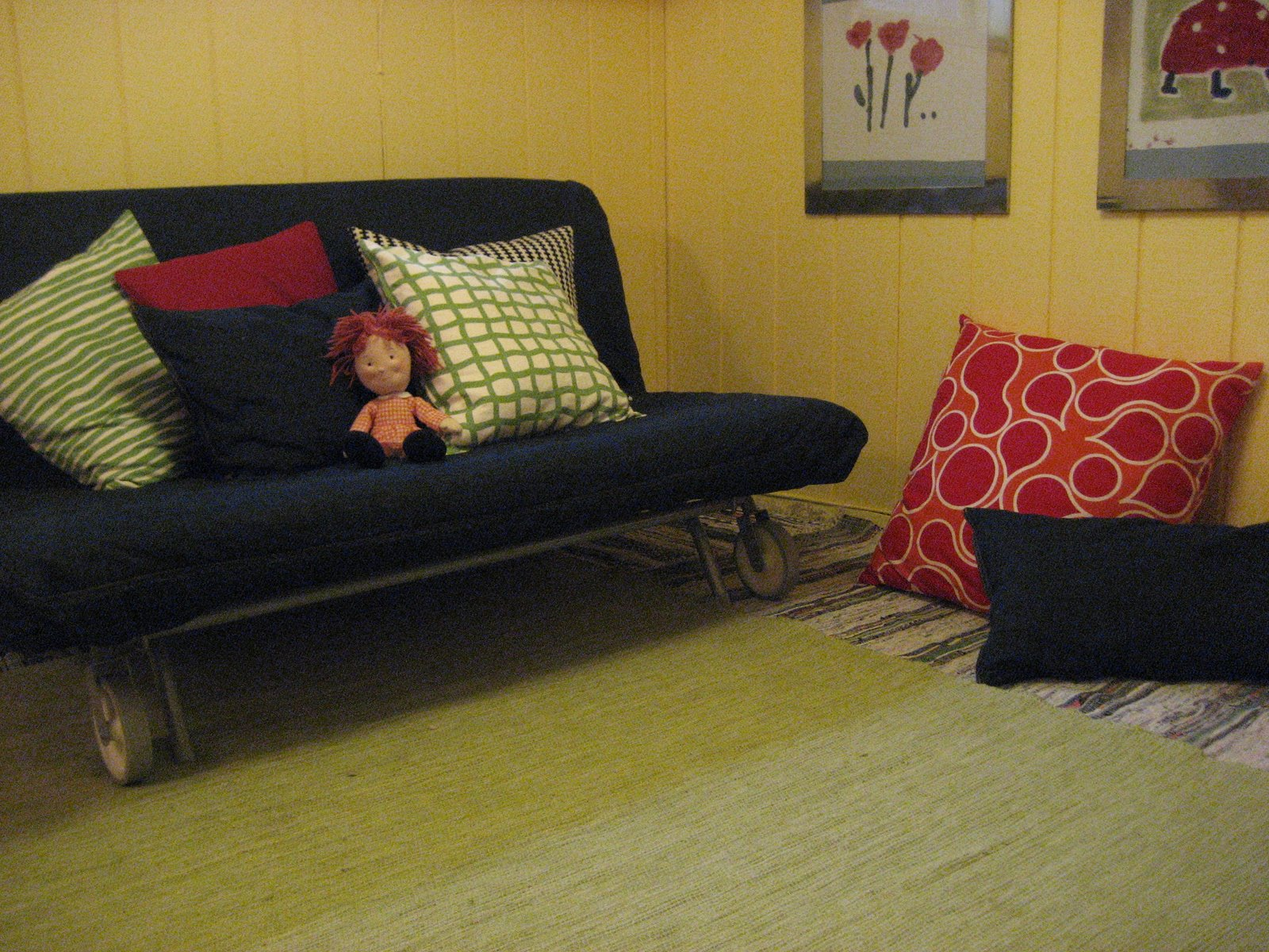 the new   improved playroom  u22c6 design mom ikea ps sofa bed review ikea ps sofa bed dimensions