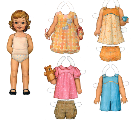 SEWING PATTERNS CHILDREN CLOTHES - CLOTHES PATTERNS