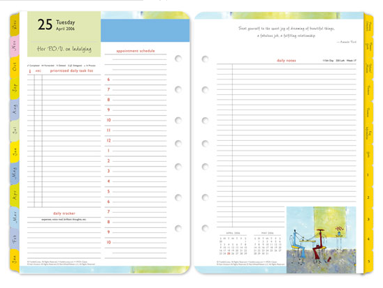 picture about Day Planners identified as Request Layout Mother: Working day Planners ⋆ Design and style Mother