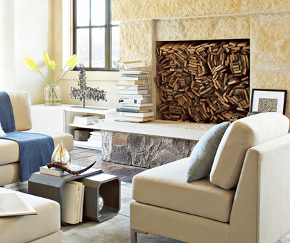 fireplace filler design mom