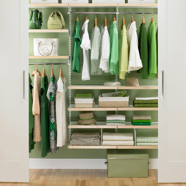 Ask Design Mom Week: Closet Organization On A Budget