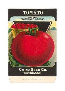 Vintage Seed Packets ⋆ Design Mom