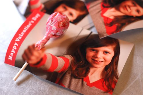 lollipop valentine photo easy