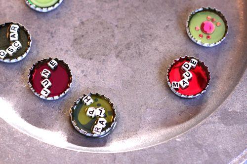 Beer Cap Decoration Ideas