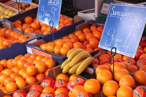 food market Argentan France