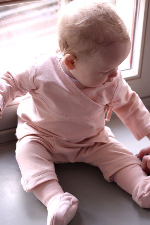 verbaudet pink baby clothes