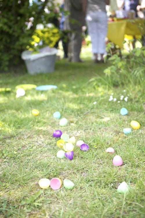 open easter eggs