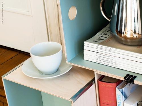 Easy Make Your Own Bookshelf