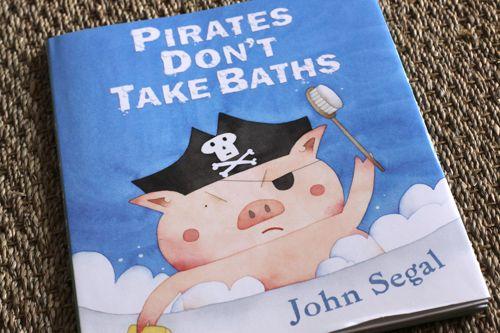 pirates don't take baths john segal