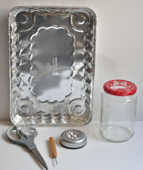 DIY Constellation Jar featured on top lifestyle blog, Design Mom