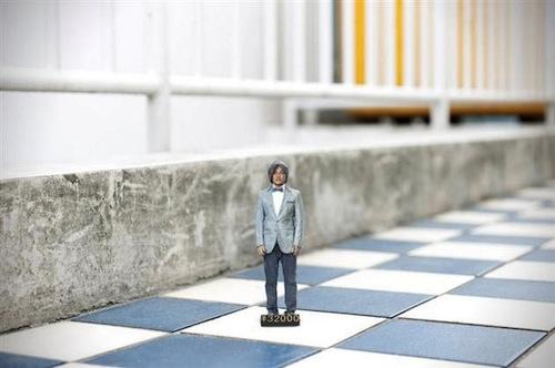 3D Figure Printing