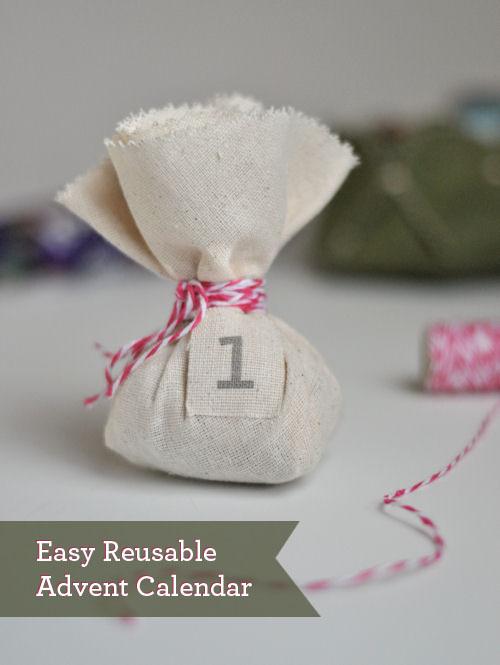 Diy Reusable Advent Calendar : Diy reusable advent calendar ⋆ design mom