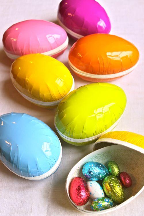 Paper Easter Eggs