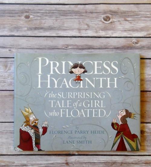 PrincessHyacinth by Florence Parry Heide