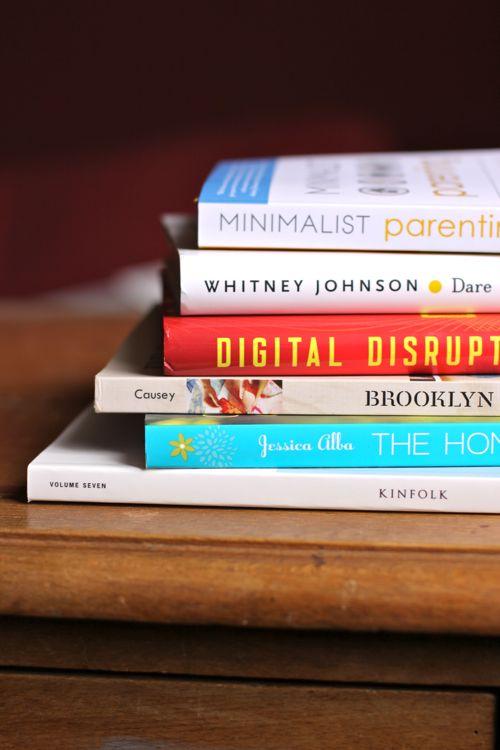 books on my nightstand1