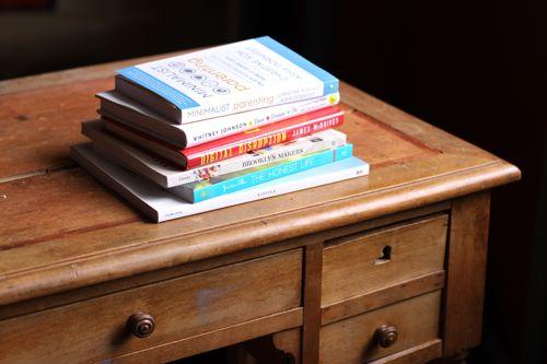 books on my nightstand2