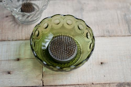 DIY: Flower Frog Bowls     Design Mom