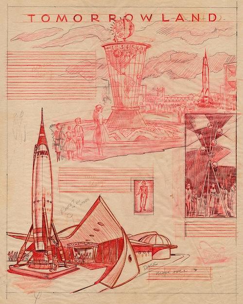 Tomorrowland Sketch