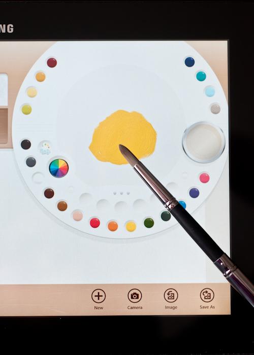 fresh-paint-app-yellow-palette