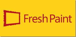 fresh paint logo