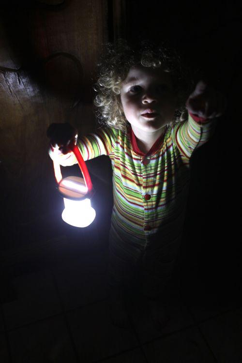 flashlight fun