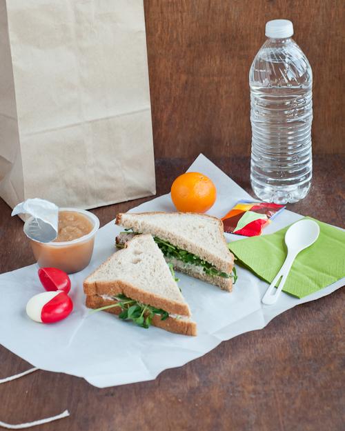 tuna sandwich with pea shoots-2