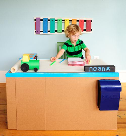 Pop Up Desk by Handmade Charlotte