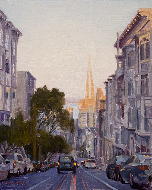 Transamerica Building by Paul Ferney