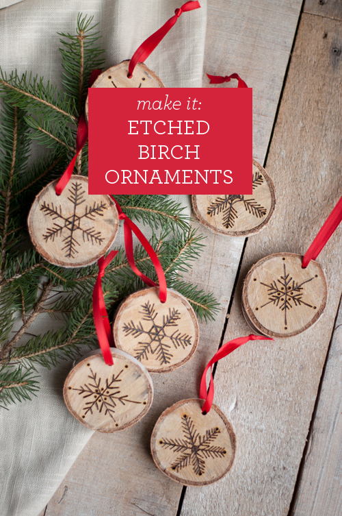 Diy etched snowflake ornaments the perfect gift design mom diy etched snowflake ornaments in birch so easy design mom etched solutioingenieria