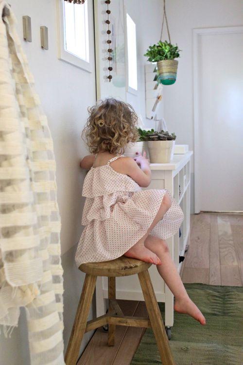 How-to: Hallway Turned Mudroom | Design Mom