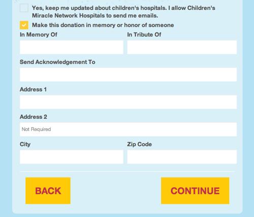 CMN Hospitals Donate Screen 4.1