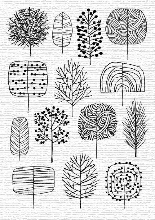 Eloise Renouf Tree Print