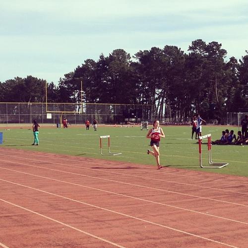 Maude 800 meters