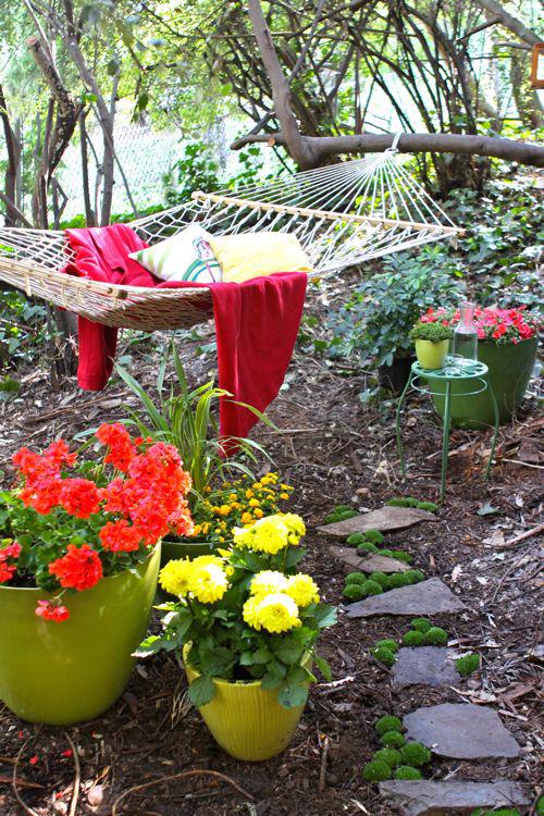 Garden Hideaway | Design Mom