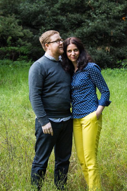 Benjamin & Gabrielle Blair of Olive Us & Design Mom - shot by Justin Hackworth