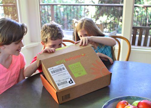 Naturebox - Healthy Subscription Snack Service