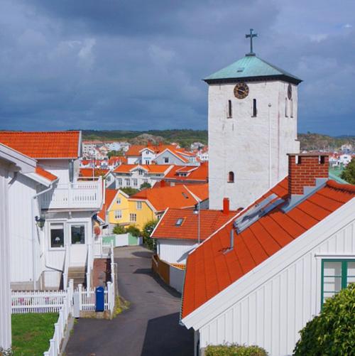 Marstand Island - Sweden