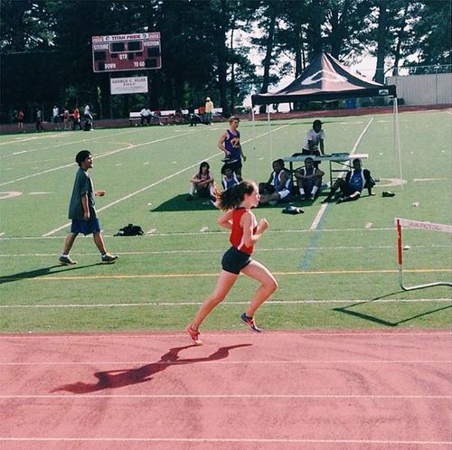 Maude Track