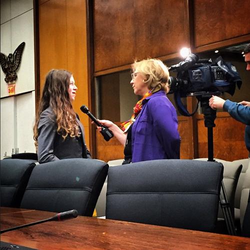Maude interview NBC