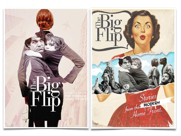 Big Flip Posters