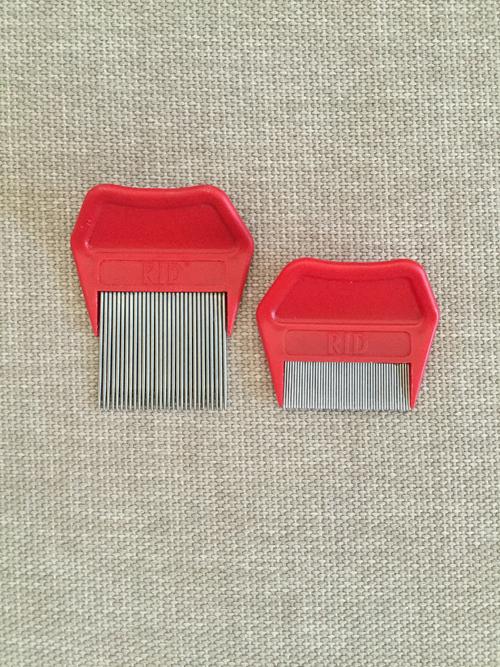 lice combs