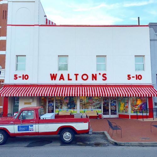 Walton's Bentonville